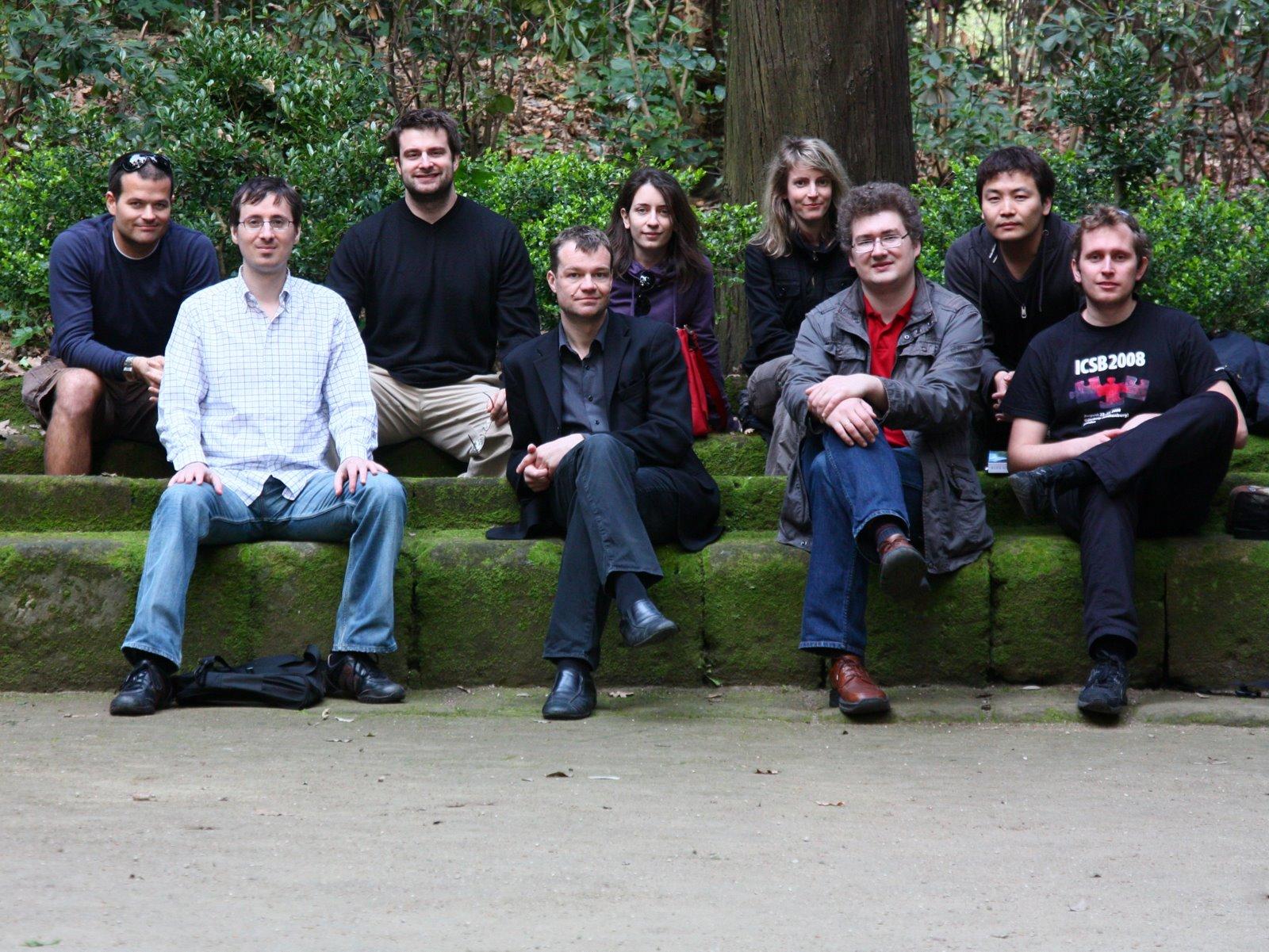 group pic napoli mar2010
